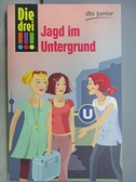 【書寶二手書T5/語言學習_CBZ】Die drei-Jagd im Untergrund