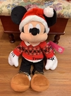 *Yvonne MJA*美國迪士尼商店限定正品 米老鼠限量金裝版 米奇 米妮 娃娃