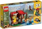 【LEGO樂高】CREATOR 內陸小屋 l#31098