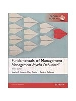 二手書博民逛書店《Fundamentals of Management: Man