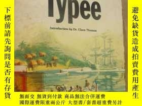 二手書博民逛書店Typee:A罕見peep at Polynesian Life