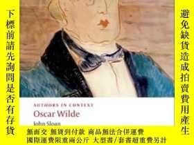 二手書博民逛書店Oscar罕見Wilde (authors In Context