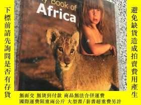 二手書博民逛書店tippy罕見my book of africaY266787