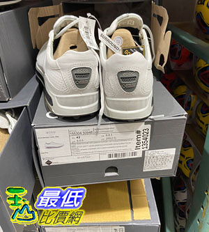 [COSCO代購] C1354023 EC ECCO GOLF FOOTWEAR 高爾夫男用球鞋 GORE-TEX COOL PRO系列