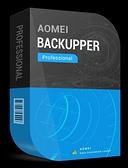 AOMEI Backupper Professional 完整、可靠且快速的Win PC備份軟體 最新