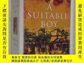 二手書博民逛書店英文原版罕見A Suitable Boy by Vikram S