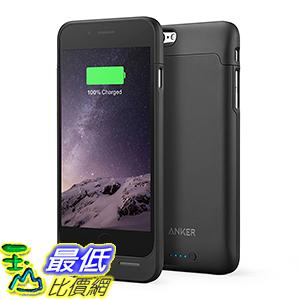 [106美國直購] Anker Ultra Slim Extended Battery Case 2850mAh for iPhone 6 Apple MFi Certified 充電手機殼 _O71