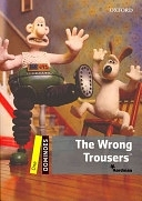 二手書博民逛書店 《The Wrong Trousers》 R2Y ISBN:0194247570│OXFORD