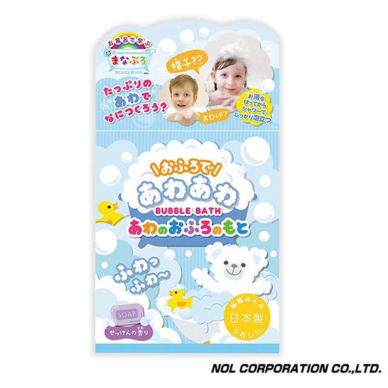 日本NOL 泡泡入浴劑(肥皂香)NOL077138(包裝採隨機出貨)[衛立兒生活館]