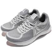 Reebok 慢跑鞋 Astroride Run 灰 白 基本款 運動鞋 女鞋【PUMP306】 BD2210