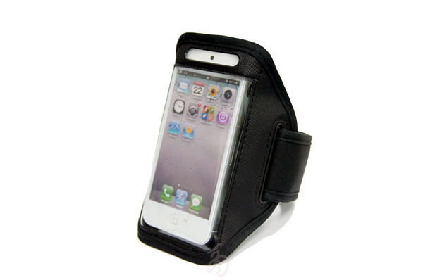 iPHONE5 專用運動臂套 iPHONE 5 運動臂帶 iPHONE5 5 運動臂袋 專用下方耳機孔