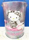 【震撼精品百貨】Hello Kitty 凱蒂貓~鐵製垃圾桶/提盒-21世紀天使限定款#78084