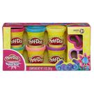 黏土 培樂多Play-Doh 創意DIY 閃亮黏土六色黏土組 A5417