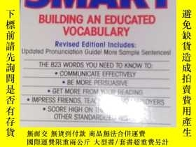 二手書博民逛書店word罕見smart building an educated