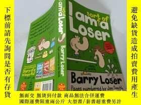二手書博民逛書店I罕見am sort of a Loser:我是個失敗者Y200392