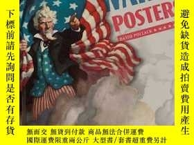 二手書博民逛書店World罕見War II Posters二戰海報 藝術畫冊Y1
