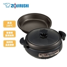 豬頭電器(^OO^) - ZOJIRUSHI 象印-鴛鴦鐵板萬用鍋(EP-PVF20)