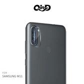【愛瘋潮】QinD SAMSUNG M11 鏡頭玻璃貼(兩片裝)
