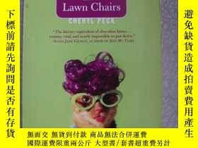二手書博民逛書店Eat罕見Girls and Lawn ChairsY85718