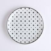 日本KOMON圓盤16cm 圓點