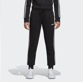Adidas CORE LINEAR 女款運動訓練黑色長褲-NO.DP2380