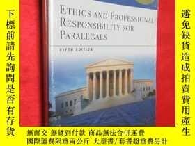 二手書博民逛書店Ethics罕見& Professional Responsib