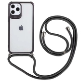 蘋果 iPhoneXS Max iPhoneXR iPhone7 iPhone8 Plus SE 2020 馬卡龍防摔殼 手機殼 長掛繩 加厚 保護殼