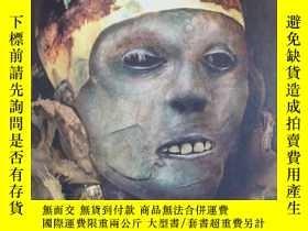 二手書博民逛書店[英文原版]DK罕見Eyewitness Mummy 木乃伊-目