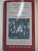【書寶二手書T1/原文小說_IL3】Portrait of the Artist As a Young Man_Joyce, James