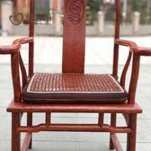 記憶棉紅木沙發椅子座墊新中式太師椅墊實木餐椅墊坐墊 【好康八八折】