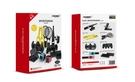 [哈GAME族]免運 可刷卡 新品入荷 DOBE SWITCH遊戲套裝14合1 TNS-0125 NS折疊支架+網球拍配件