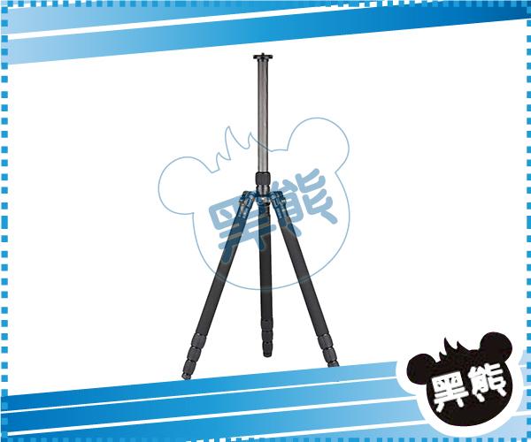 黑熊館  LVG T-324C 防水碳纖維三腳架 三腳架 腳架 攝影腳架 公司貨