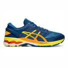 Asics GEL-Kayano 26 Shine [1011A712-400] 男鞋 運動 休閒 慢跑 吸震 緩衝 藍