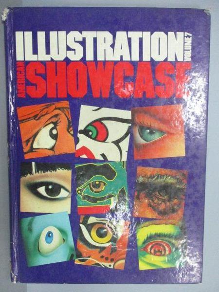 【書寶二手書T3/設計_PNB】Illustration Showcase
