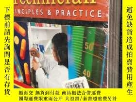 二手書博民逛書店Pharmacy罕見Technician PRINCIPLES