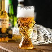 酒吧杯啤酒杯子大力神杯啤酒杯足球世界杯玻璃果汁杯手工扎啤杯1件免運89折下殺