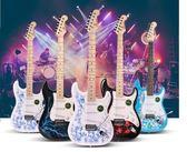 電吉他單搖ST電子吉它套裝專業級成人初學者入門搖滾電吉他YYP 傑克型男館