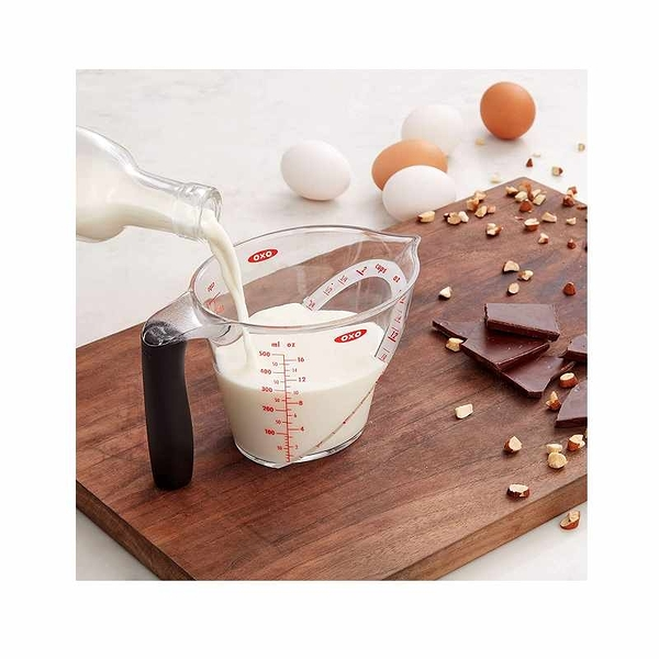 OXO 斜面量杯 Good Grips 2-Cup Angled Measuring Cup [2美國直購]