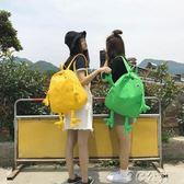 雙肩包 卡通書包女韓版原宿高中學生校園可愛ins超火雙肩包背包 3C公社