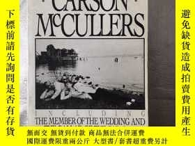二手書博民逛書店Collected罕見Stories Including The Member Of The Wedding An