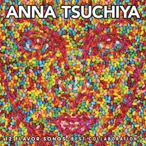 土屋安娜12風味好音樂合作精選 初回版CD加DVD (購潮8)
