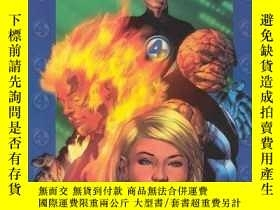 二手書博民逛書店Ultimate罕見Fantastic Four Vol. 1Y256260 Brian Michael Be