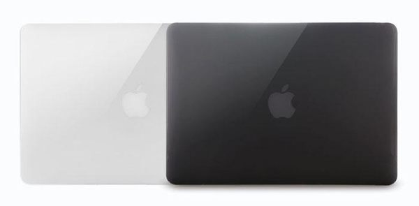 ★APP Studio★【Ozaki 】Ozaki O!macworm TightSuit MacBook Pro 13 w/Retina Display case, 透明霧面保護殼