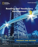 Reading and Vocabulary Development 2 4/e: Thoughts