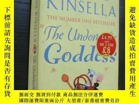 二手書博民逛書店The罕見Undomestic Goddess 大32開本正品Y