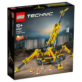 LEGO樂高 科技系列 42097 小型履帶起重機 積木 玩具