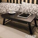 筆記本電腦桌實木家用桌大學生宿舍床上折疊桌膝上懶人桌小書桌子-享家生活館 IGO