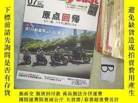 二手書博民逛書店日文罕見Motorcyclist 2018 7Y261116