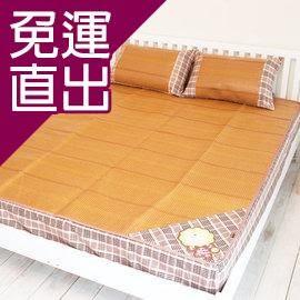 奶油獅 厚床專用紙纖涼蓆床包(無枕蓆)3尺【免運直出】