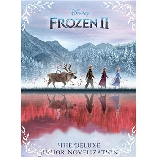 Disney - Frozen (2)The Junior Novelization冰雪奇緣2